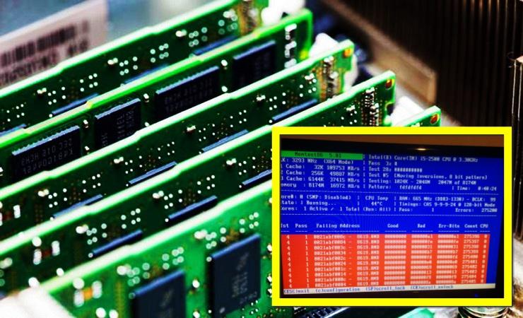 Problemas con la RAM