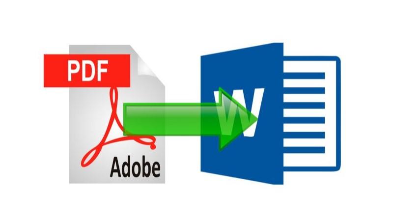 Cómo CONVERTIR PDF a WORD sin Programas