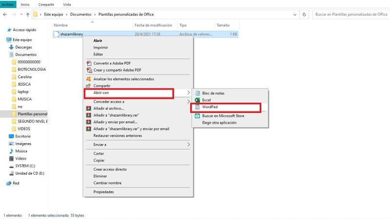 Como Abrir y Editar Archivos XML