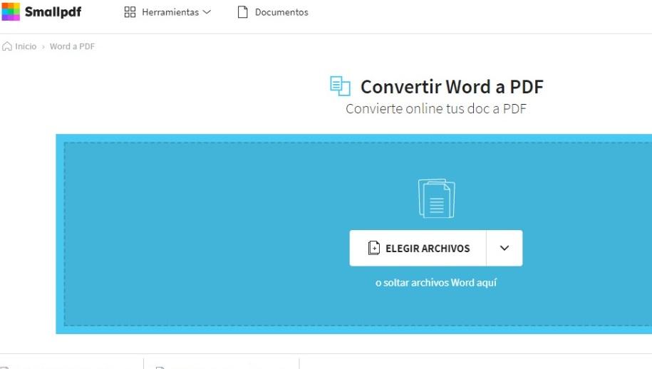 Cómo Convertir un Archivo Word a PDF con Programas