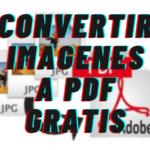 Como Convertir una Imagen en PDF