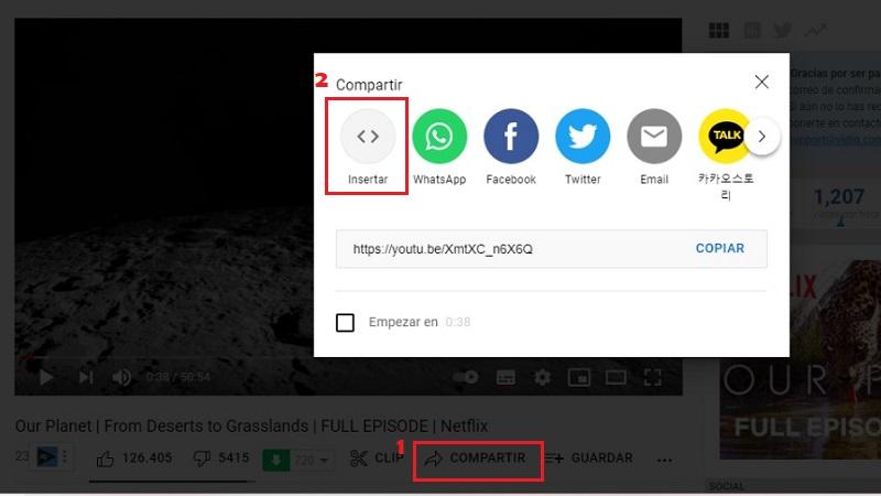 Como Forzar Subtítulos en Videos de YouTube Incrustados