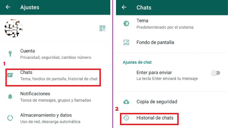 Como Guardar Chats de WhatsApp en la Computadora