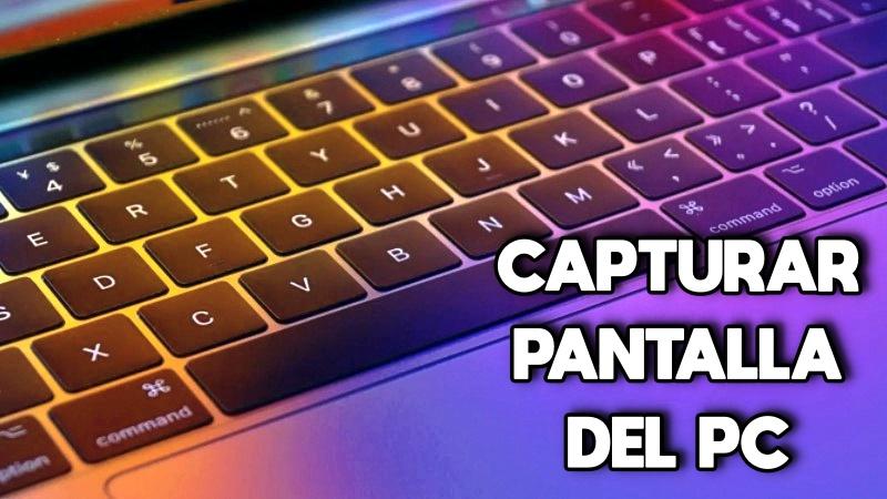 Cómo Hacer CAPTURA DE PANTALLA en PC