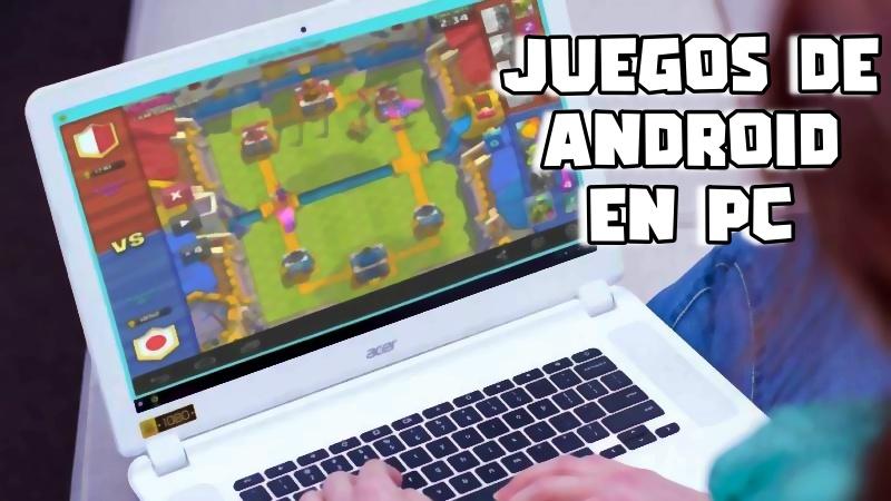 Cómo Puedo Jugar JUEGOS DE ANDROID en mi PC
