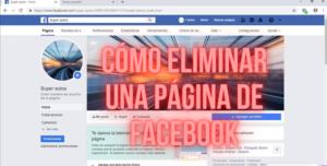 Como-eliminar-una-Pagina-de-Facebook