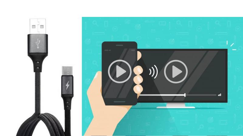 Conecta Tu Celular como Un Pendrive USB