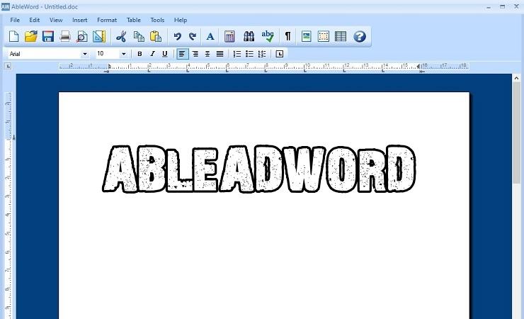 Editor de PDF Ableword