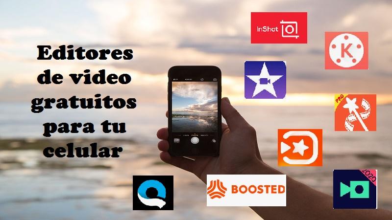 Editores de video para celular