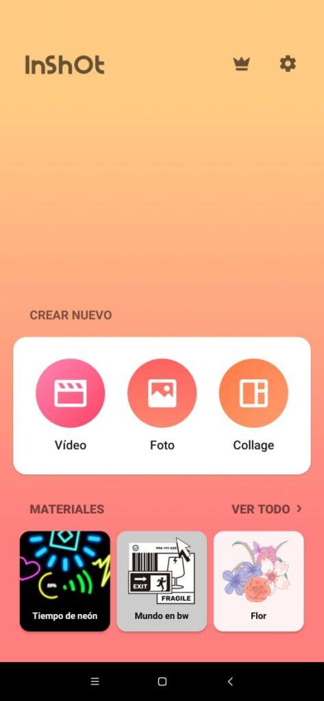 Las mejores aplicaciones de edición de video para el celular.