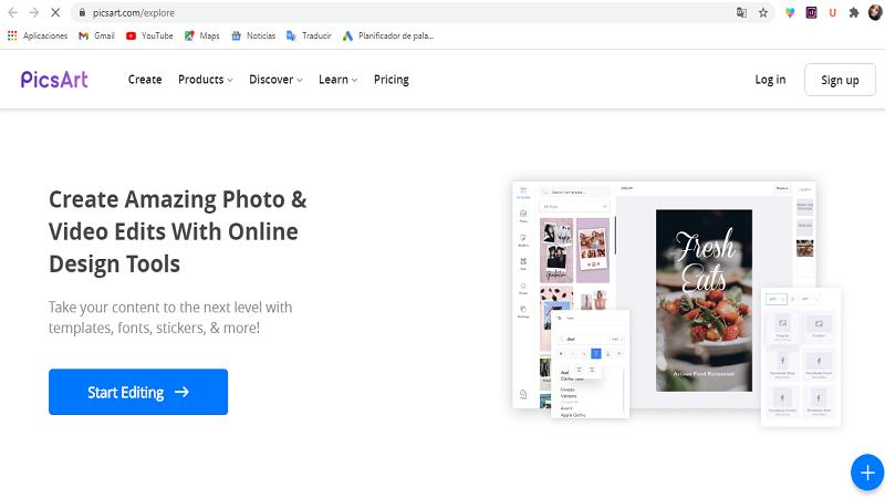 Programas para editar Imágenes en la PC