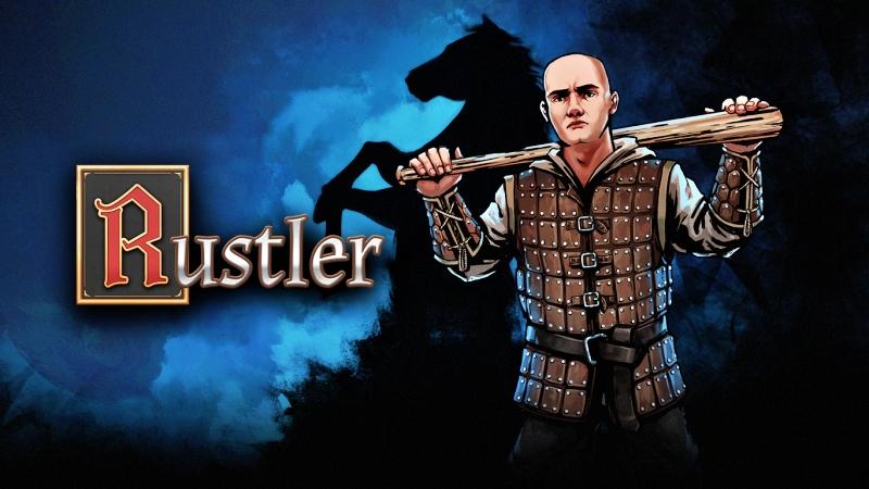 Rustler Juego De PC