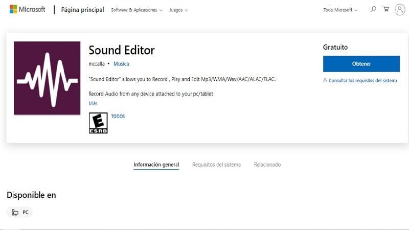 aplicaciones gratuitas para editar audio