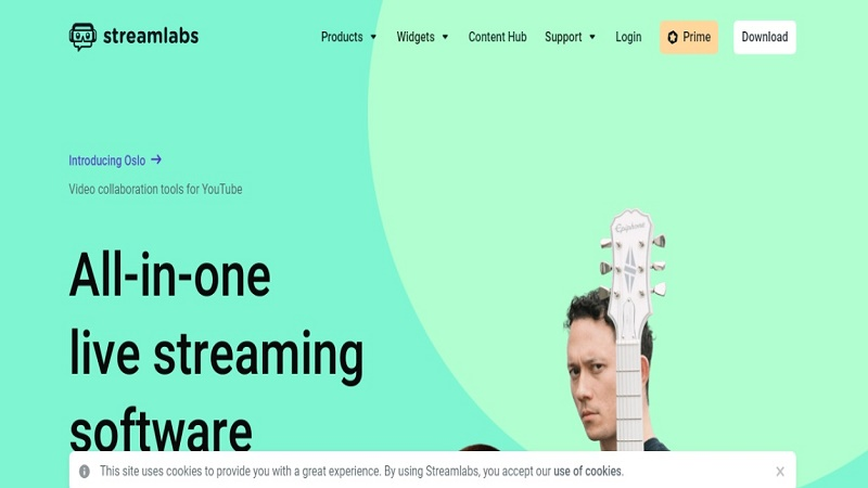 Programas para hacer transmisiones en vivo, streaming y directos