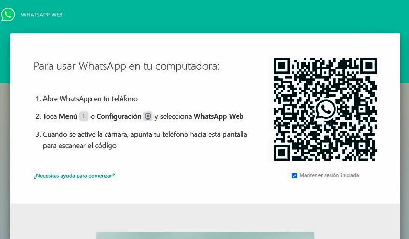 como abrir whatsapp en pc sin celular